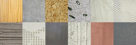 CMEG - Exemples de parements