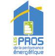 Logo les pros de la performance énergétique