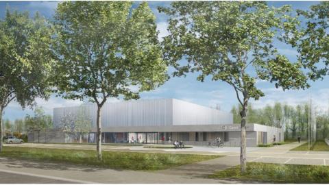 Gymnase Saint Jean Eudes